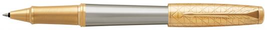 Ручка-роллер Parker Urban Premium T313 Aureate Powder GT черный F 1931574 ручка роллер parker t204 brown urban premium s0949220