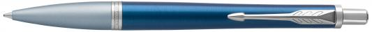 Шариковая ручка автоматическая Parker Urban Premium K310 Dark Blue CT синий M 1931565 parker urban premium metallic pink s0949260