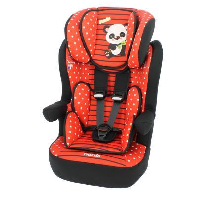 Автокресло Nania Imax SP (panda red)