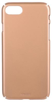 "Накладка Deppa ""Air Case"" для iPhone 7 золотой 83270"