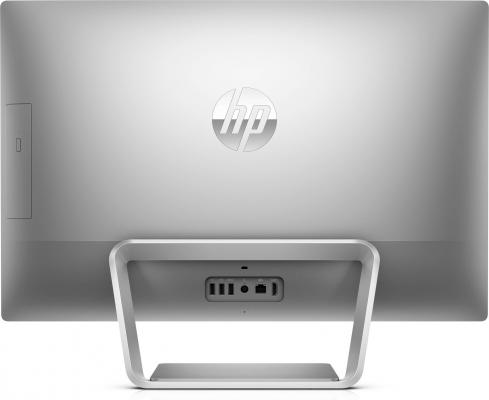 "Моноблок 23.8"" HP ProOne 440 G3 AiO 1920 x 1080 Intel Core i3-7100T 4Gb 1Tb Intel HD Graphics DOS черный серый 1QM13EA"