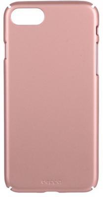 """Накладка Deppa """"Air Case"""" для iPhone 7 розовый золотой 83271"""