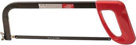 цена на Ножовка Зубр Мастер по металлу пластмассовая ручка 300мм 15761_z01