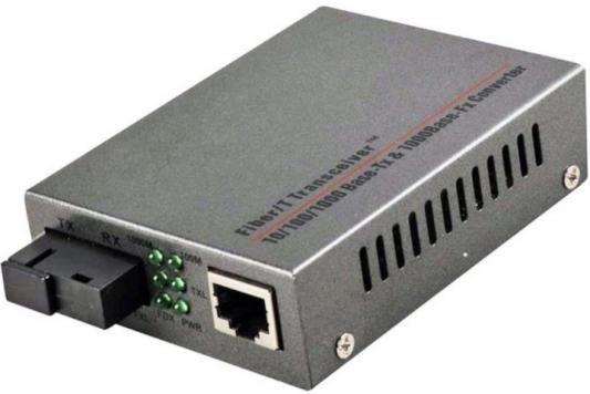 Медиаконвертер Osnovo OMC-1000-11S5b