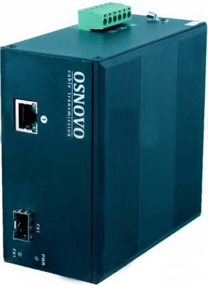 Медиаконвертер Osnovo OMC-1000-11HX/I