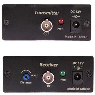 Уплотнитель 2-х видеосигналов Osnovo M-Ha2/1+DM-Ha2/1 для передачи по одному коаксиальному кабелю от 123.ru