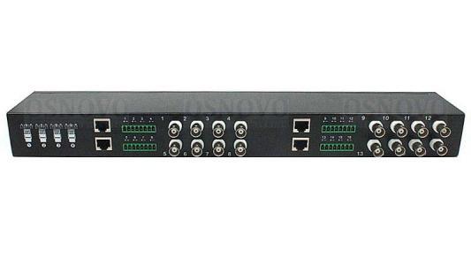 Пассивный 16-канальный приемопередатчик Osnovo TP-H16 от 123.ru