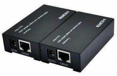 Комплект для передачи HDMI-сигналов Osnovo TA-Hi/1+RA-Hi/1