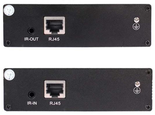 Комплект для передачи HDMI+USB+ИК Osnovo TLN-HiKM/1+RLN-HiKM/1 от 123.ru