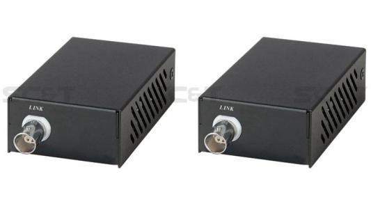 Комплект SC&T CA101VP без БП для передачи Composite Video и питания по одному коаксиальному кабелю до 800м от 123.ru