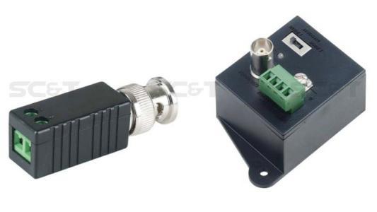 Комплект SC&T TTA111VEA-960H из пассивного передатчика TTP111VE и активного приёмника TTA111VHA-960H