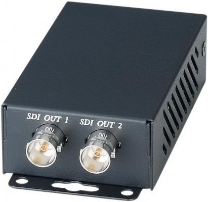 Удлинитель-распределитель SDI-сигнала SC&T SR02E hdv s007 sdi to av scaler converter w cvbs sdi in sdi out rca black