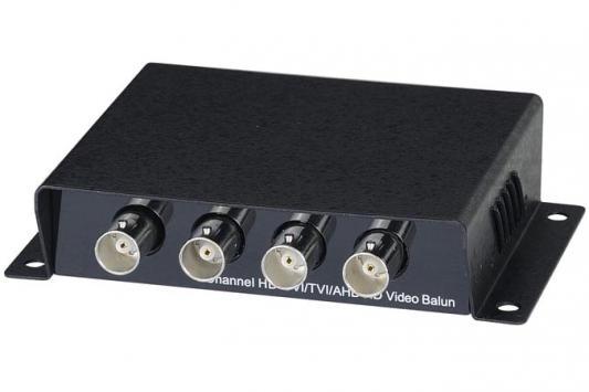 Фото - Приемопередатчик видеосигнала SC&T TTP414HD пассивный 4-канальный приемопередатчик аудиосигнала sc