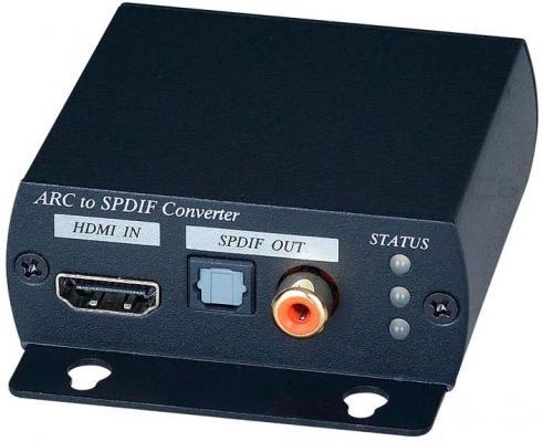 Преобразователь SC&T ARC01 цифрового аудио из HDMI nowley 8 6163 0 2
