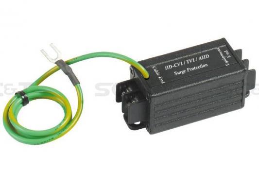 Устройство грозозащиты SC&T SP009T цепей видео HDCVI/HDTVI/AHD одноканальное
