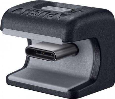 Сетевое зарядное устройство Samsung ET-YU324BBEGRU USB черный