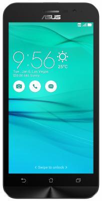 Смартфон ASUS ZenFone Go ZB500KL белый 5 32 Гб LTE Wi-Fi GPS 3G 90AX00A2-M02080 смартфон asus zenfone 4 max zc554kl черный 5 5 16 гб lte wi fi gps 3g 90ax00i1 m00010