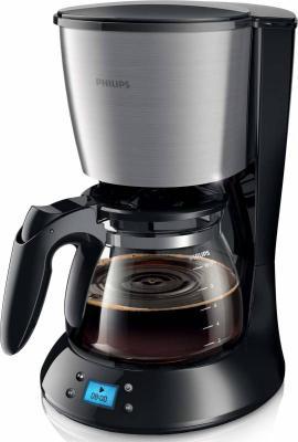 Кофемашина Philips HD7459/20 черный кофемашина philips hd 7457 черный