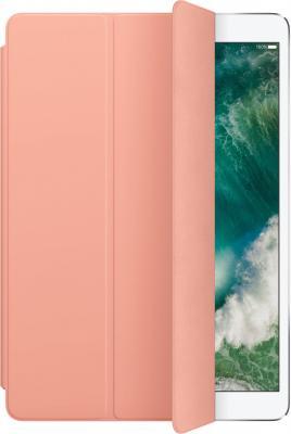 Чехол-книжка Apple Smart Cover для iPad Pro 10.5 розовый MQ4U2ZM/A чехол apple leather sleeve для ipad pro 12 9 чёрный mq0u2zm a