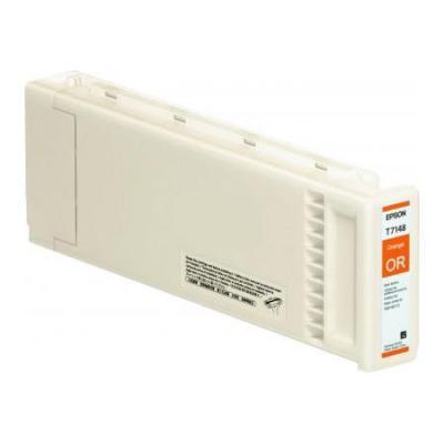 Картридж Epson C13T714900 для Epson SC-S70610 оранжевый original cc03main mainboard main board for epson l455 l550 l551 l555 l558 wf 2520 wf 2530 printer formatter