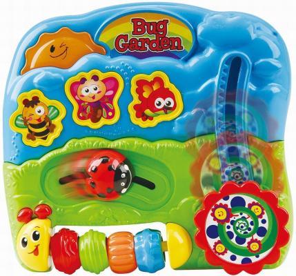 Развивающая игрушка PLAYGO Сад букашек 1008 bebelino развивающая игрушка молоточек изучай звуки цвет белый салатовый