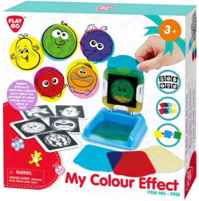 """Развивающая игрушка PLAYGO """"Цветовые эффекты"""" от 123.ru"""