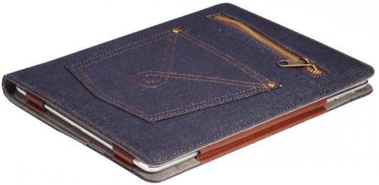 Чехол-книжка IT BAGGAGE ITIPAD58-4 для iPad Air синий