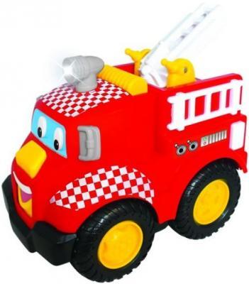 Развивающая игрушка KIDDIELAND Пожарная машина 049338 маленькие машинки для шитья москва