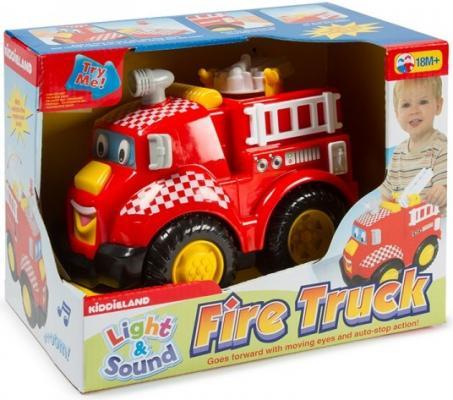 Развивающая игрушка KIDDIELAND Пожарная машина 049338 от 123.ru
