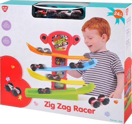 """Развивающая игрушка PLAYGO """"Трек с машинками"""" недорого"""