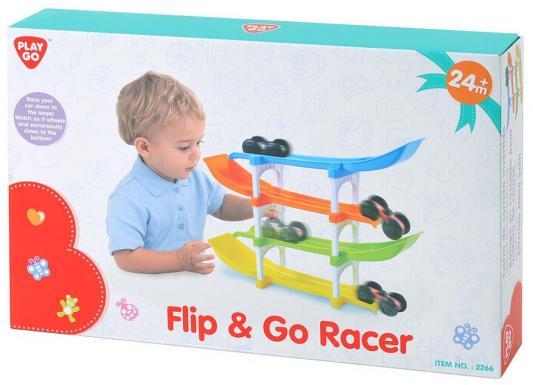 """Развивающая игрушка PLAYGO """"Трек с машинками"""""""