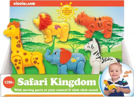 Развивающая игрушка KIDDIELAND Мир сафари 054106 набор для изготовления оригами folia мир животных сафари
