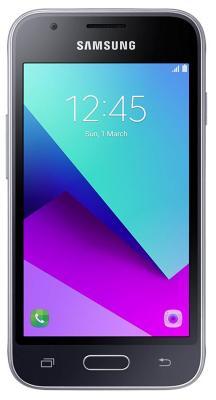Смартфон Samsung Galaxy J1 Mini Prime черный 4 8 Гб LTE Wi-Fi GPS 3G мобильный телефон samsung sii s2 i9100 android 8 0mp 4 3 16 gb wi fi gps