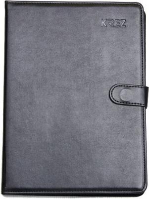 Чехол KREZ для планшетов 10 черный M10-701BM чехол krez для планшетов 10 1 черный l10 701bm