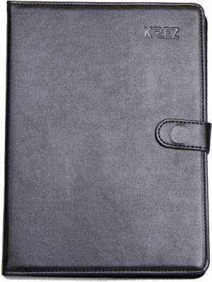 Чехол KREZ для планшетов 10 черный M10-701BM