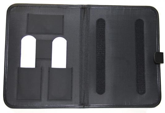 """Чехол KREZ для планшетов 10"""" черный L10-703BG"""