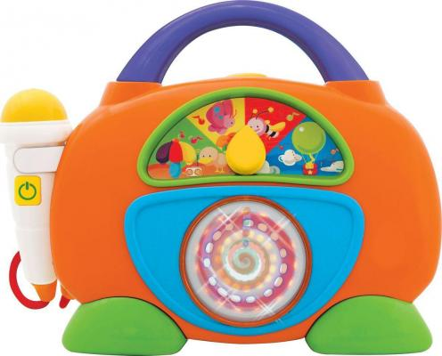 Развивающая игрушка KIDDIELAND Забавное радио головоломки kiddieland игрушка забавное вращение