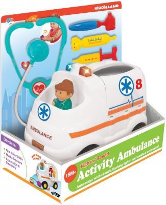 Развивающая игрушка KIDDIELAND Скорая помошь 053009