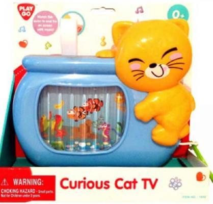 Развивающая игрушка PLAYGO Аквариум с кошкой 1630 игрушка playgo аквариум с кошкой play 1631