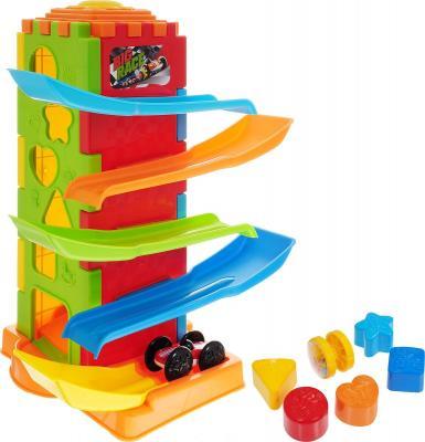 Развивающая игрушка PLAYGO Башня испытаний 5 в1 2268 сортеры playgo развивающая игрушка башня испытаний 5 в 1
