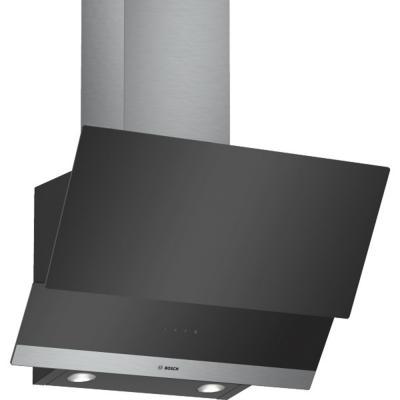 Вытяжка каминная Bosch DWK065G60R черный bosch dwk 06 g 620