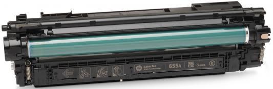 Картридж HP 655A CF450A для HP LaserJet Enterprise M652 M653 M681 M682 черный