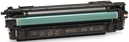 Картридж HP 656X CF460X для HP Color LaserJet Enterprise M652dn M652n M653dn M653x черный принтер hp color laserjet enterprise m652dn