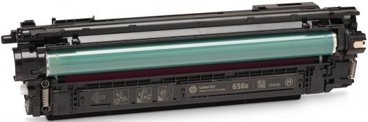 Картридж HP 656X CF463X для HP Color LaserJet Enterprise M652dn M652n M653dn M653x пурпурный принтер hp color laserjet enterprise m652dn