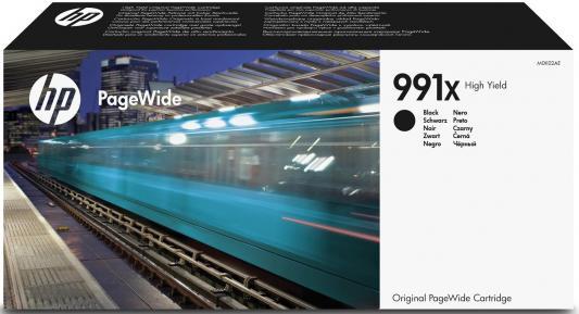 Картридж HP 991X M0K02AE для HP PageWide Pro 772dn 777z 750dw черный мфу hp pagewide pro 477dw