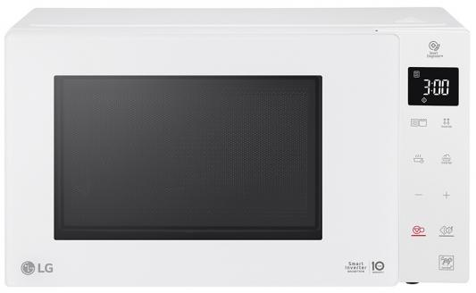 все цены на  СВЧ LG MB65W95GIH 1000 Вт белый  онлайн