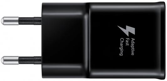Сетевое зарядное устройство Samsung EP-TA20EBECGRU USB 2А черный сетевое зарядное устройство apple usb мощностью 5 вт md813zm a