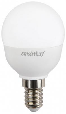 Лампа светодиодная шар Smart Buy SBL-P45-07-30K-E14 E14 7W 3000K