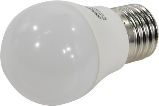 Лампа светодиодная шар Smart Buy SBL-G45-07-40K-E27 E27 7W 4000K
