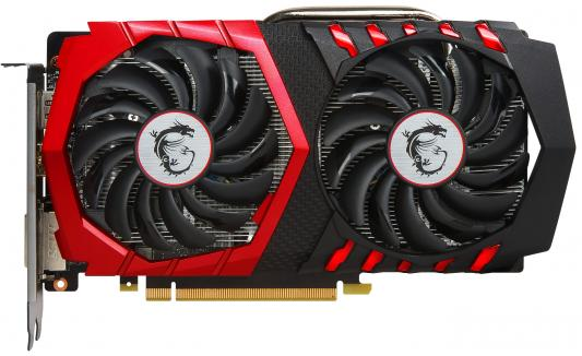 Видеокарта MSI GeForce GTX 1050 Ti GTX 1050 Ti GAMING 4G PCI-E 4096Mb GDDR5 128 Bit Retail